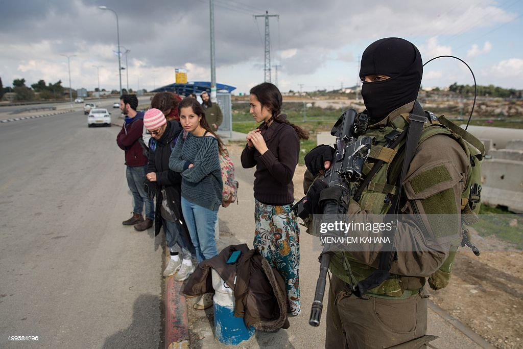ISRAEL-PALESTINIAN-CONFLICT : News Photo