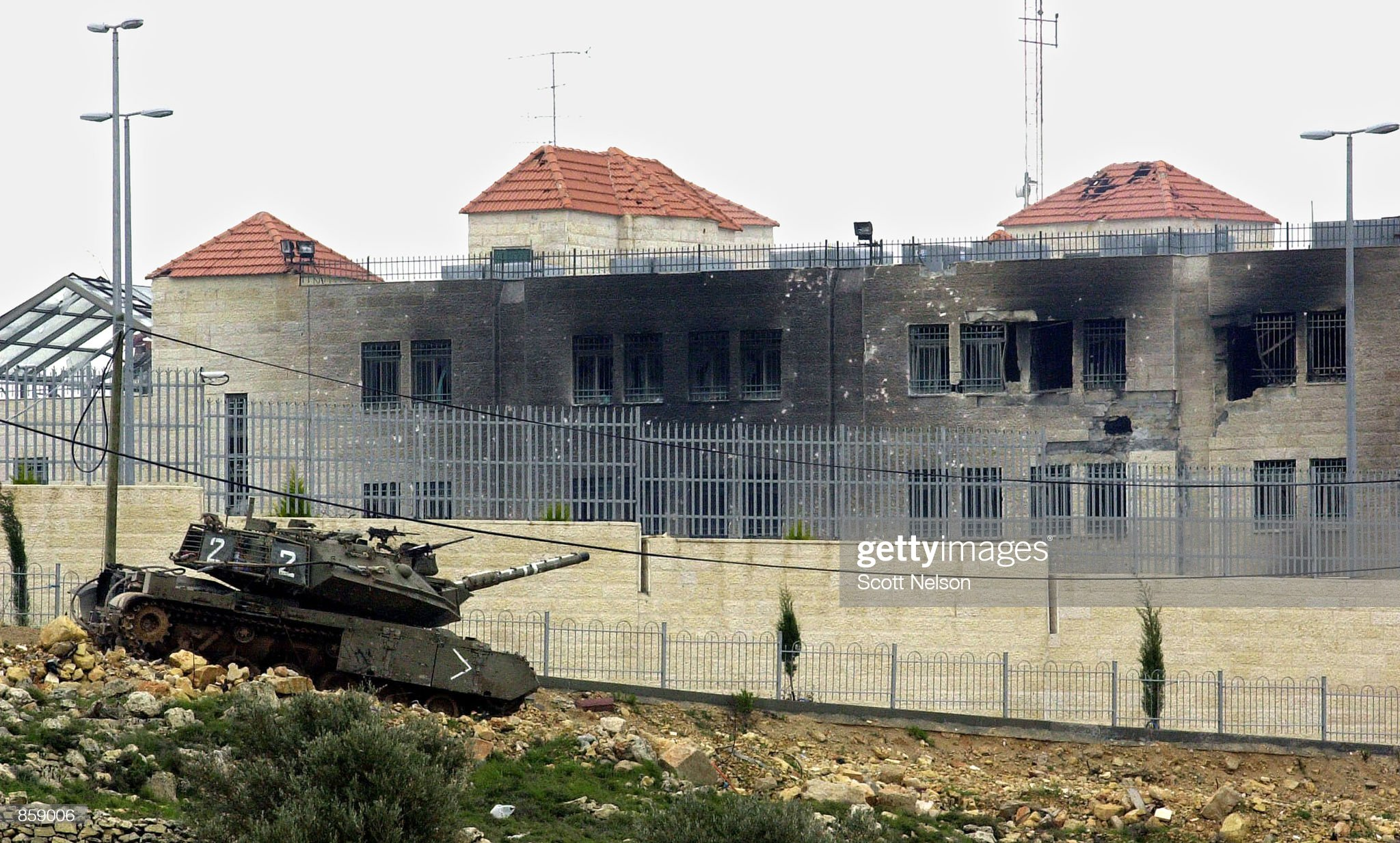 https://media.gettyimages.com/photos/an-israeli-tank-rolls-past-the-palestinian-preventitive-security-a-picture-id859006?s=2048x2048