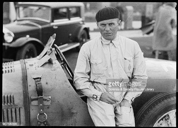 An Italian Grand Prix motor racing champion Varzi was killed in a 110mph crash in 1948