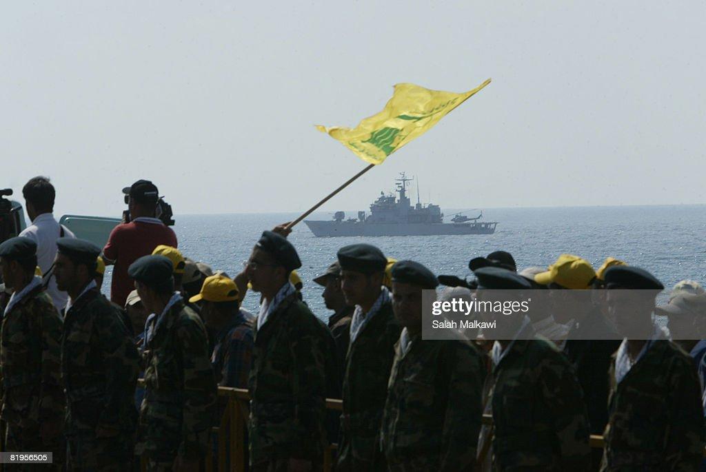 Israel And Hezbollah Conclude Prisoner Exchange : Foto di attualità