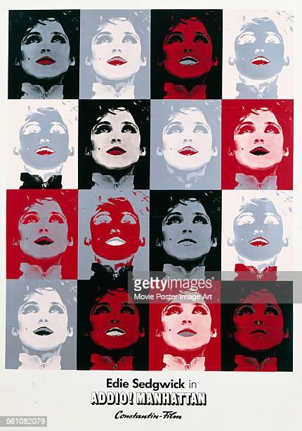 An Italian poster for John Palmer and David Weisman's 1972 biopic 'Ciao Manhattan' starring Edie Sedgwick