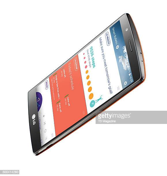 An LG G4 smartphone taken on May 11 2015