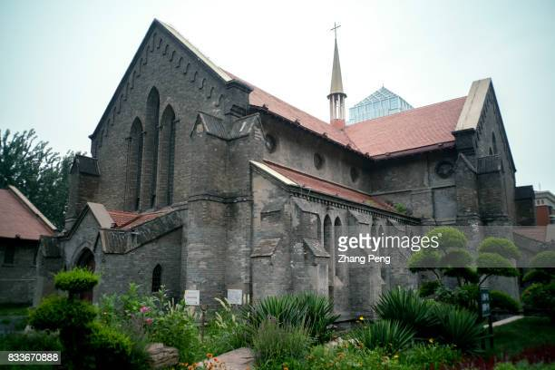 An Li Gan church located in Tianjin Tai'an Road has been called 'Anglican Church in Tianjin' foundation laid in 1900 but soon suspended because of...