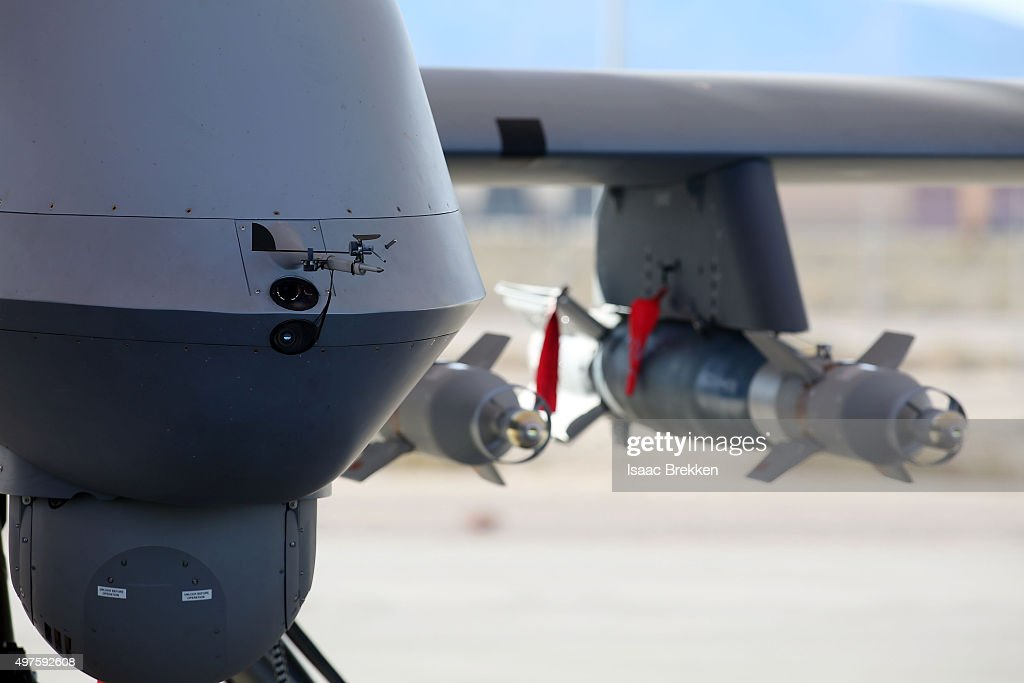 Air Force Works To Meet Increased Demand For Remotely Piloted Aircraft : News Photo