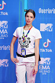 bilbao spain an mtv angel is