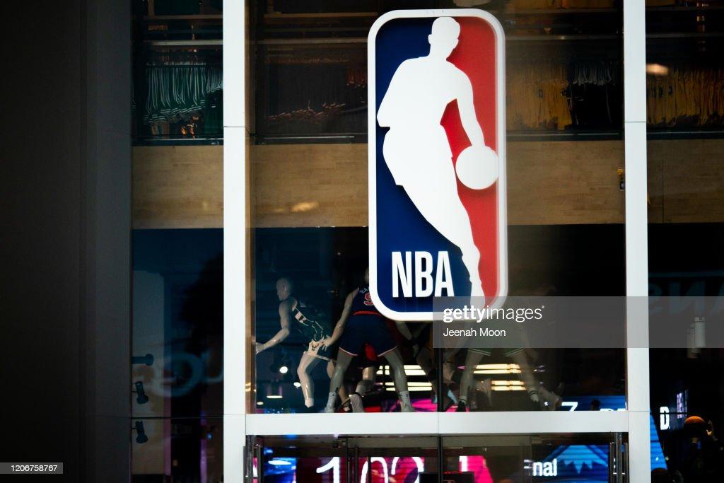 NBA Suspends Season After Player Tests Positive For Coronavirus : News Photo