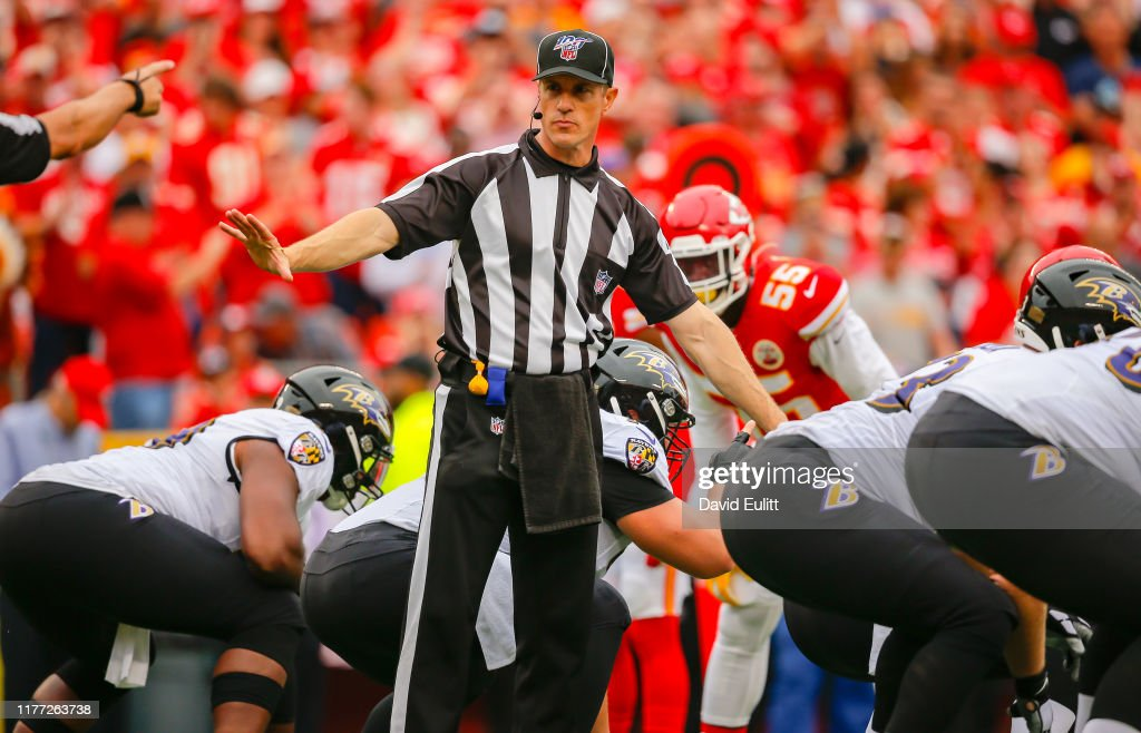 Baltimore Ravens vs Kansas City Chiefs : News Photo
