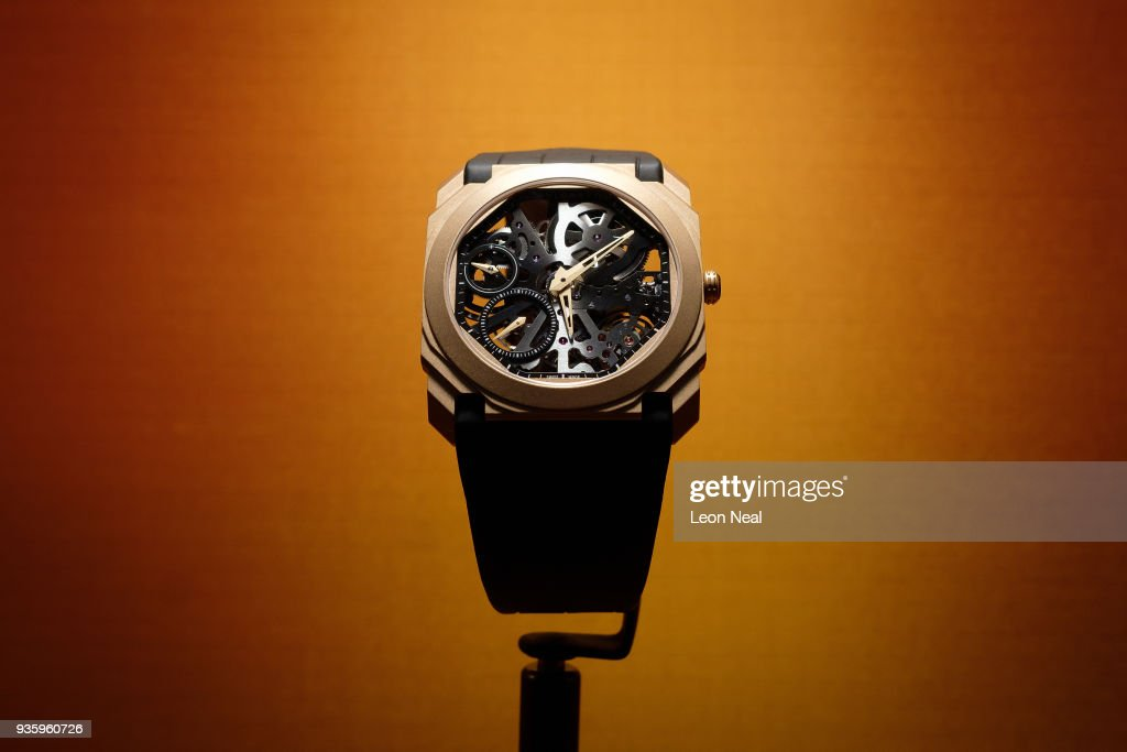 Baselworld 2018 Luxury Watch Fair