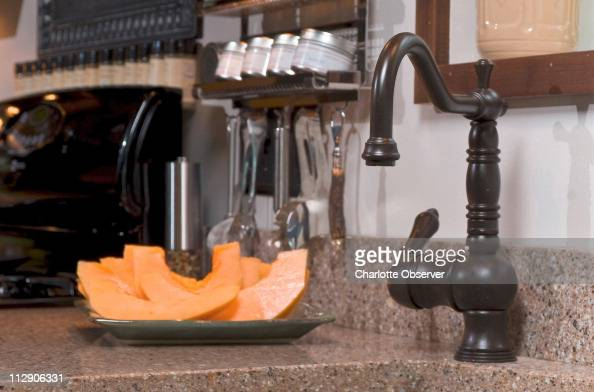 An Off Center Kitchen Faucet Allows Flexibility At The Sink For Karen News Photo Getty Images