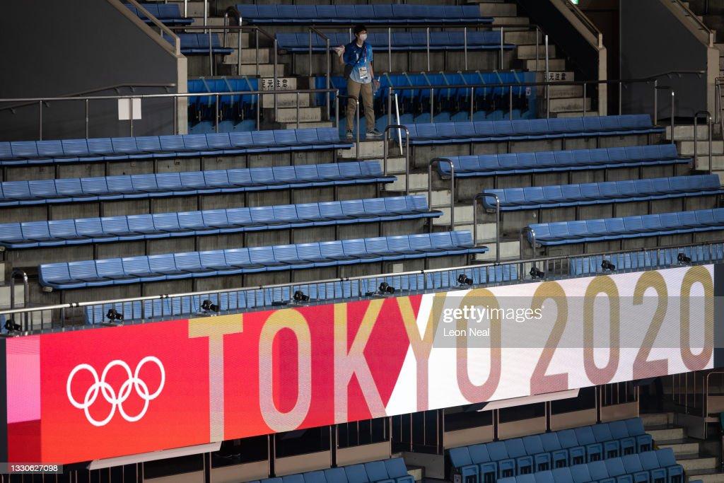 Around The Games - Olympics: Day 2 : News Photo