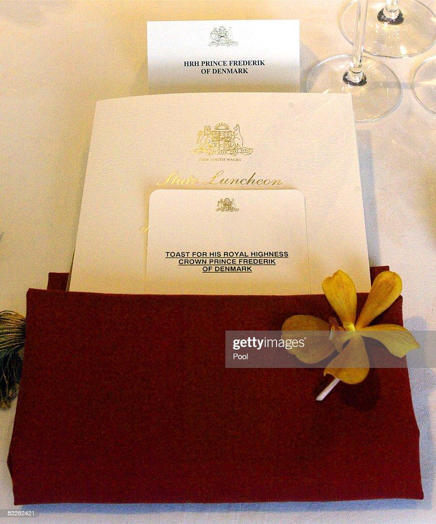 Frederik denmark wedding invitations