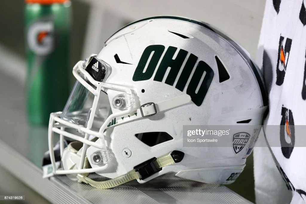 COLLEGE FOOTBALL: NOV 14 Ohio at Akron : News Photo