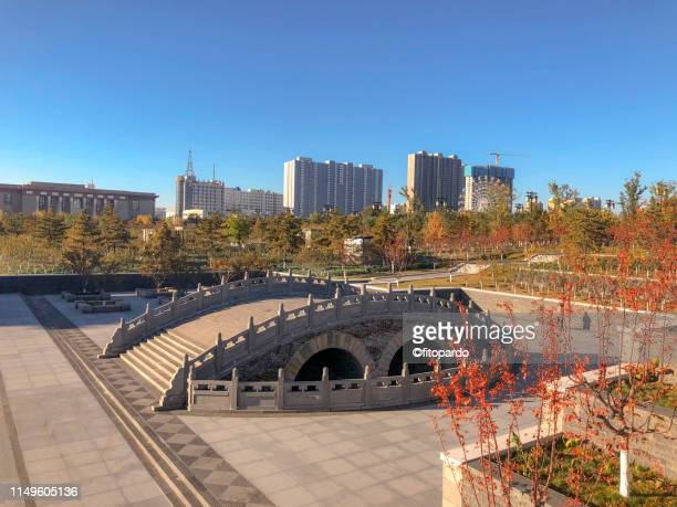 An old bridge by the wall of Datong