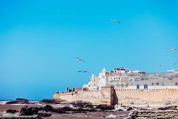 An old coast town in Morocco, Essaouira