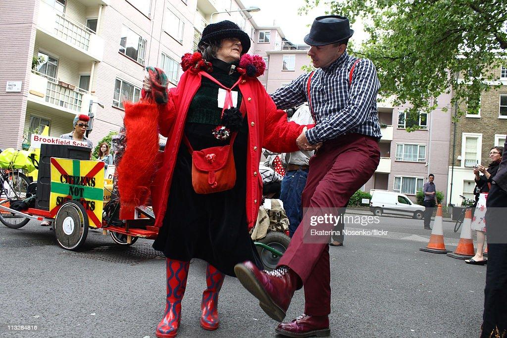 Royal Wedding - Flickr Captures Celebrations Around The World : News Photo
