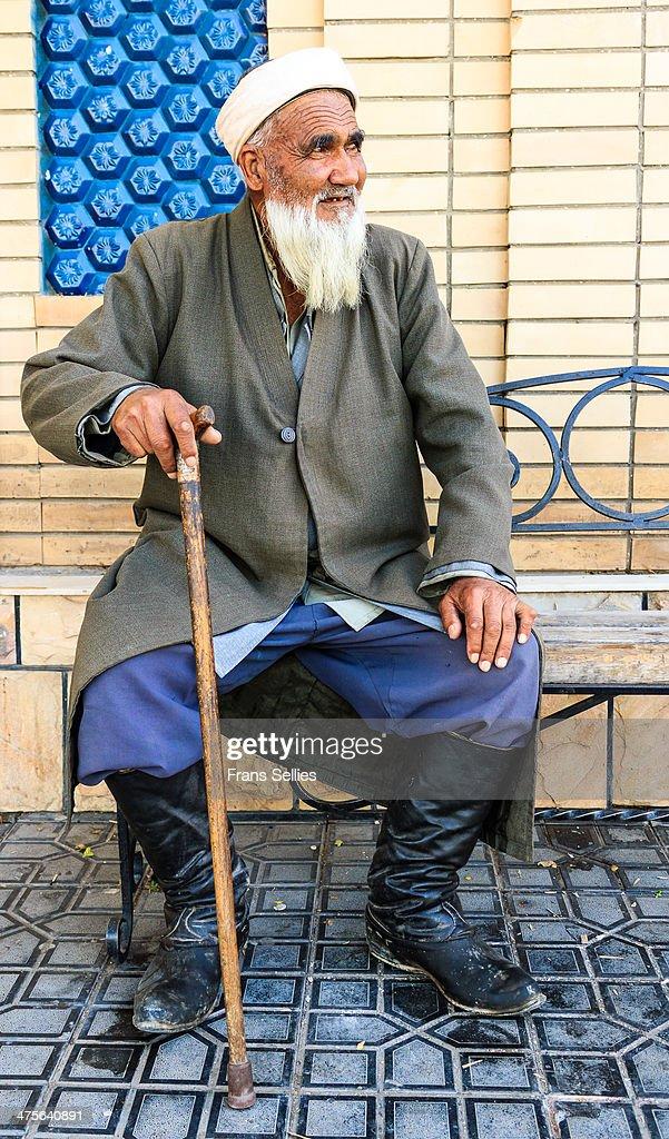 In Samarkand, Uzbekistan : Nieuwsfoto's