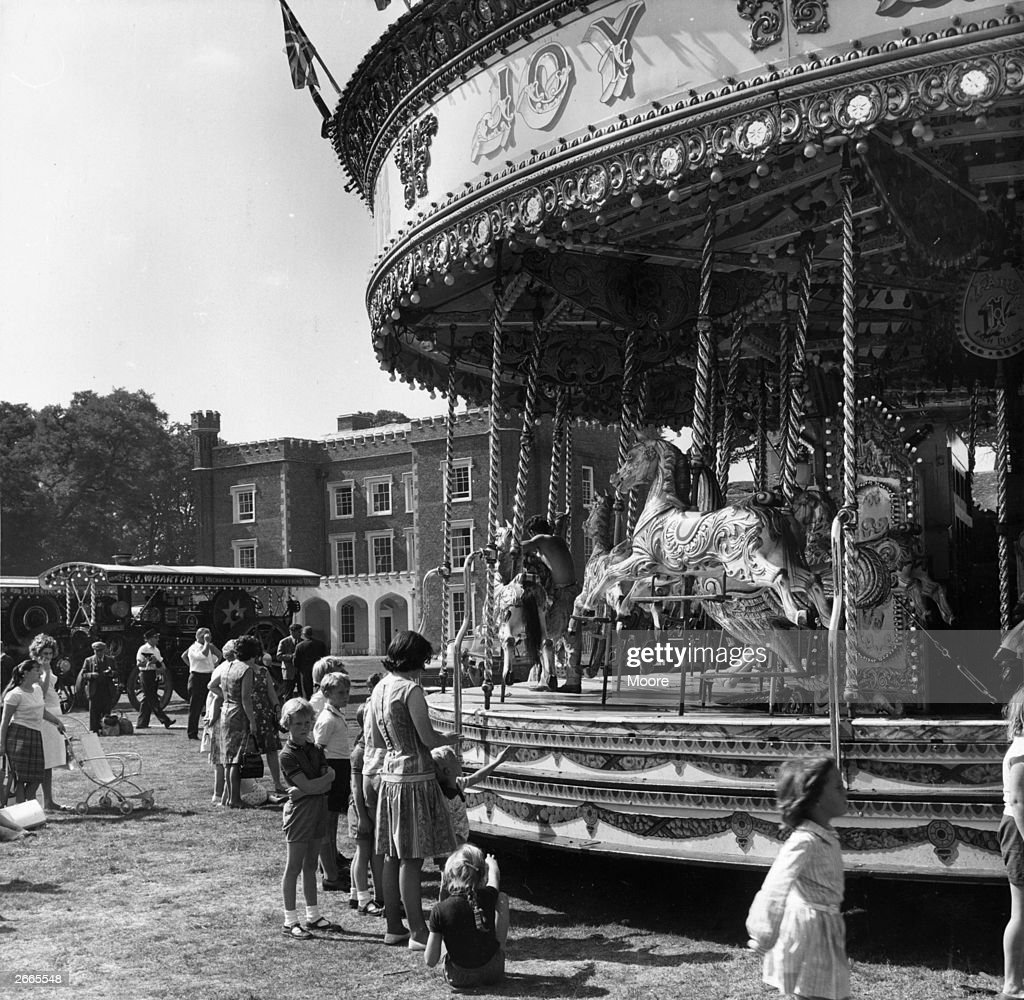 Steam Fair Pictures | Getty Images