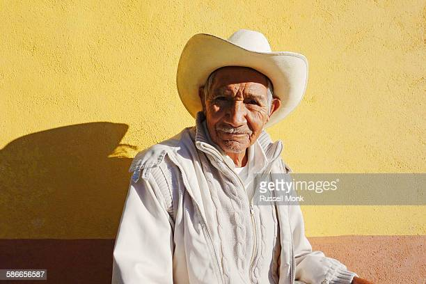 An old Mexican man