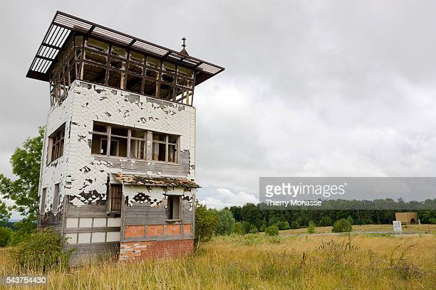 An old mirador from the Communist era near the former border between East and West Germany The German Democratic Republic or East Germany was a...