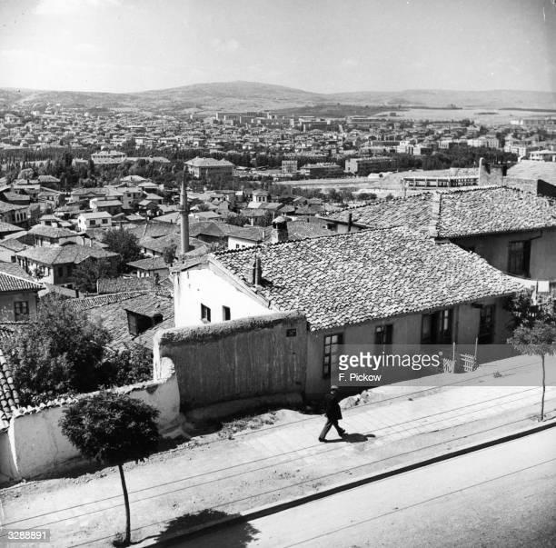 An old part of Ankara