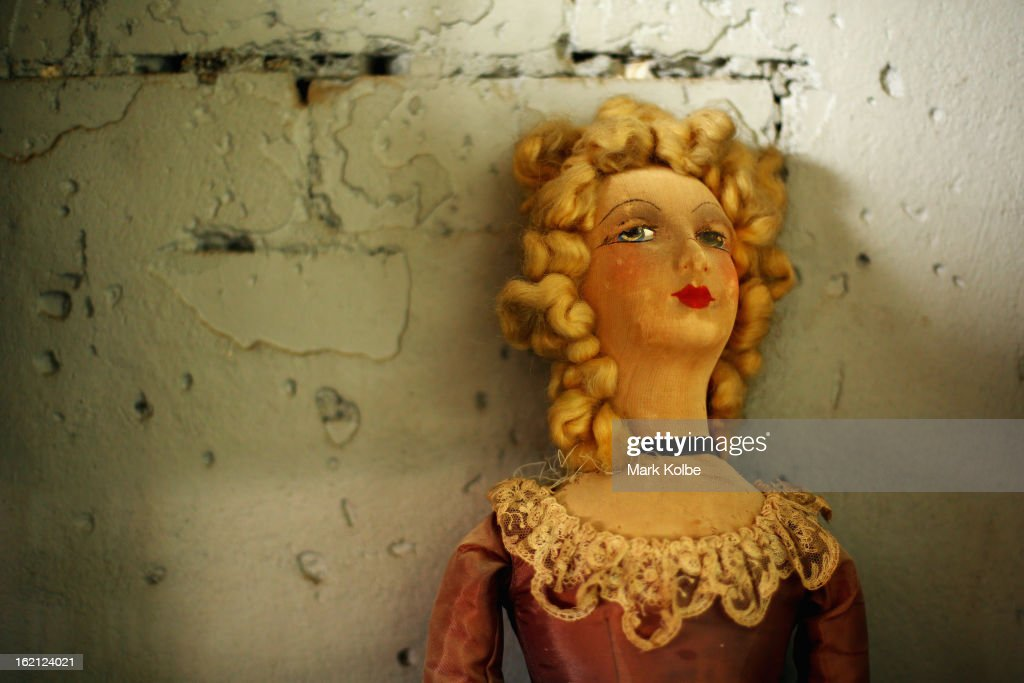 An old style doll is seen at Sydney's Original Doll Hospital in Bexley on February 19, 2013 in Sydney, Australia. Established in 1913 by Harold Chapman Jnr the Doll hospital is now run by Geoff Chapman, the third generation of Chapmans to run the business and will celebrate 100 years of repairing all types of dolls, teddy bears, rocking horses, umbrellas, prams and various other items.