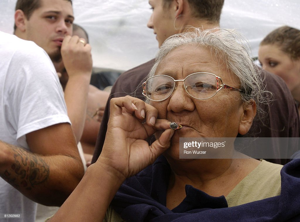 Hempfest Promotes Legalization Of Marijuana : News Photo
