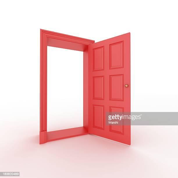 レッドドアを開ける