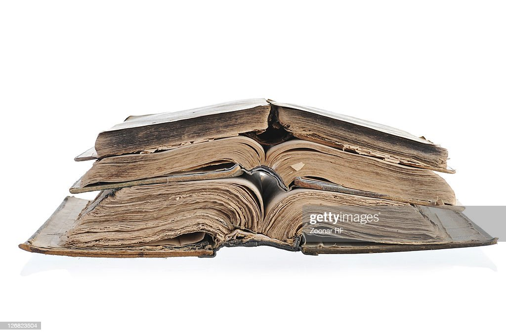 an opened bible stock photo getty images