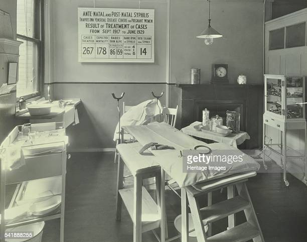 An operating theatre at the Thavies Inn Hospital London 1930 A theatre within the venereal disease centre for pregnant women In 1931 the Infirmary...
