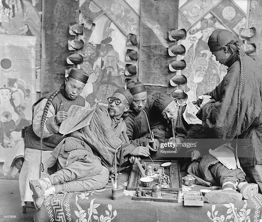 Opium Den : ニュース写真
