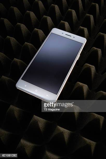 An Oppo F1 smartphone taken on April 12 2016