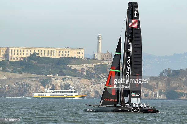 19 Oracle Ac 45s Practice Pictures, Photos & Images - Getty