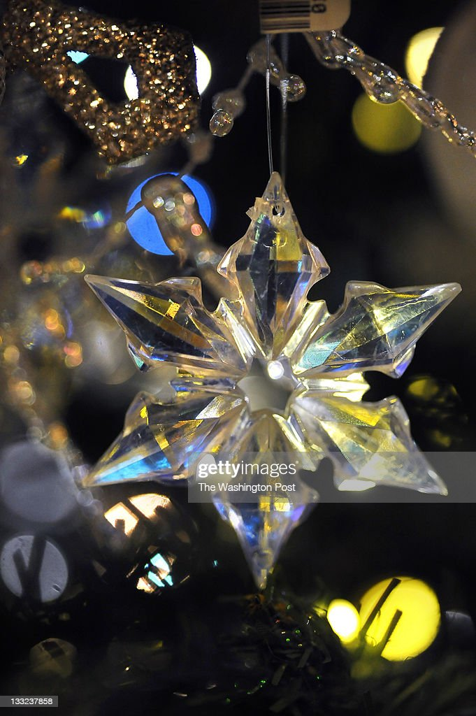 An ornament is seen at The Christmas Attic on Wednesday October 26 2011 in Alexandria VA & The Christmas Attic Stock Photos and Pictures | Getty Images