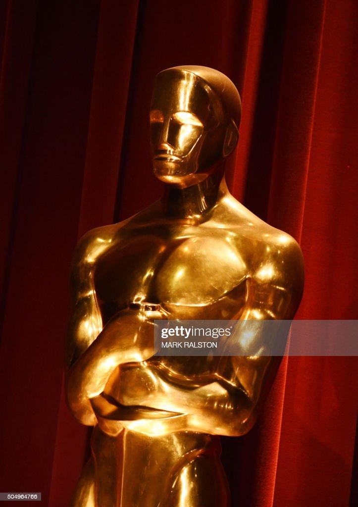 US-ENTERTAINMENT-FILM-OSCAR-NOMINATIONS : News Photo