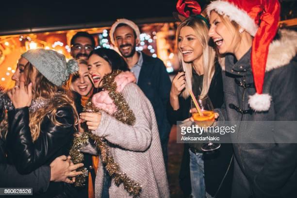 Ein Natur-Silvester Feier
