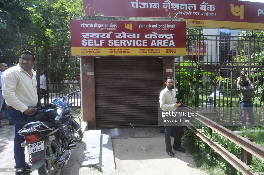 Two Security Guards Murdered In Noida Bank In Robbery Bid