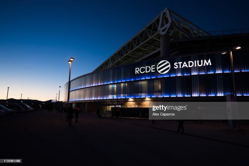 ESP: RCD Espanyol v Real Madrid CF - La Liga