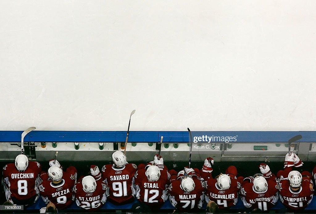 2008 56th NHL All-Star Game : News Photo