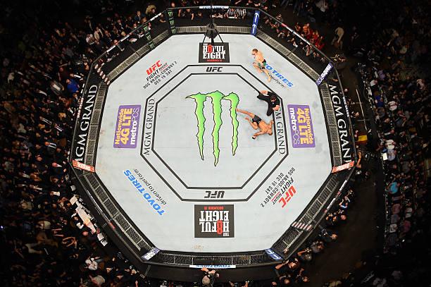 UFC 194: Aldo Vs. McGregor Wall Art