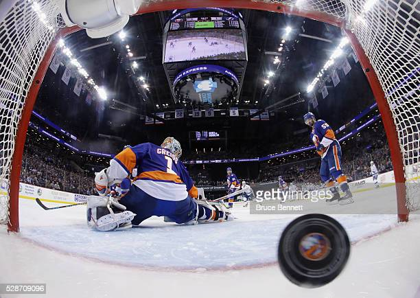 An overtime goal by Jason Garrison of the Tampa Bay Lightning against Thomas Greiss of the New York Islanders results in a 21 victory for the...