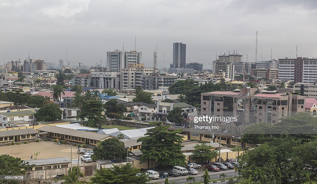 Cityscape of Lagos : News Photo