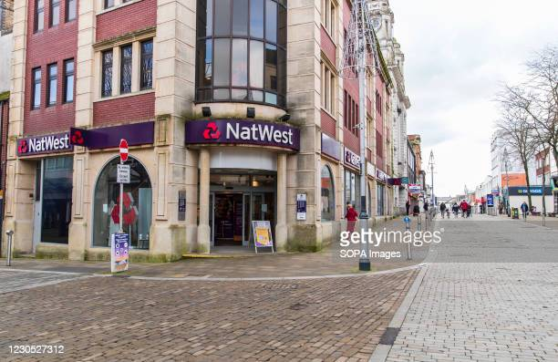An overview of NatWest bank in Wales. The new, highly contagious strain of the virus has taken a firm foothold in Wales. One in four tests come back...