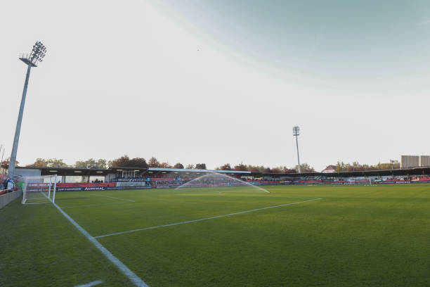 AUT: SKU Amstetten v Rapid Wien - ÖFB-UNIQA-Cup