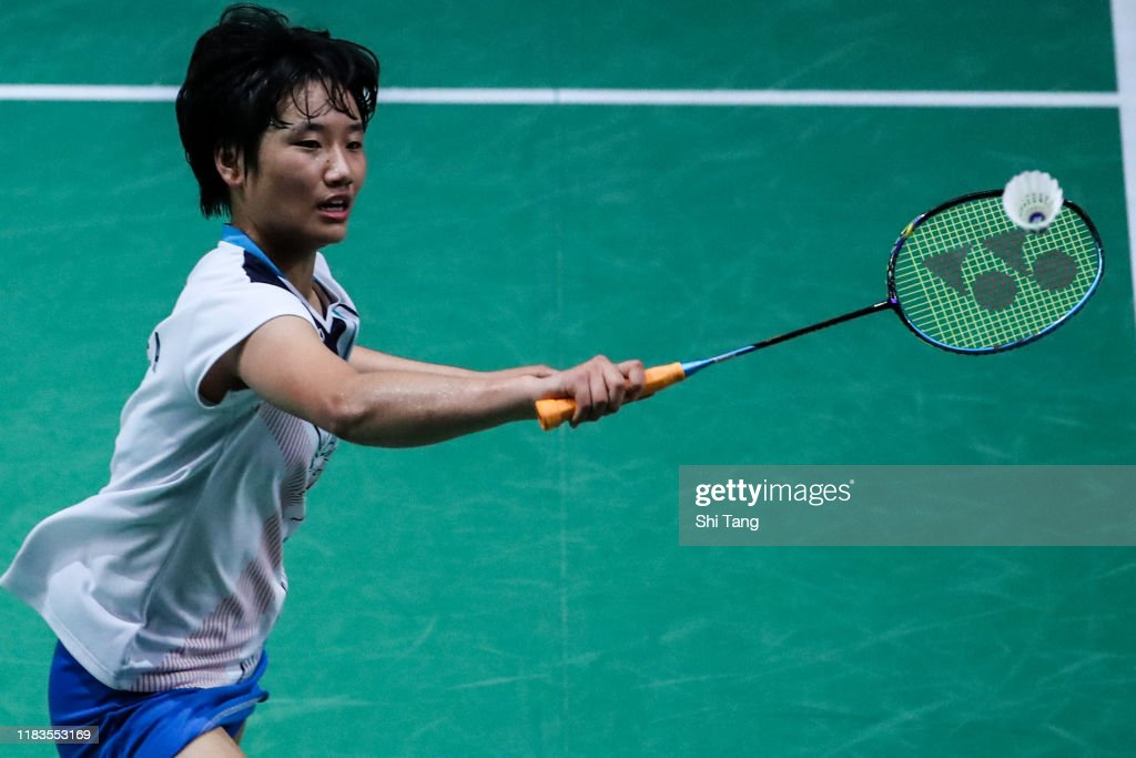 YONEX French Open 2019 - Day 5 : News Photo