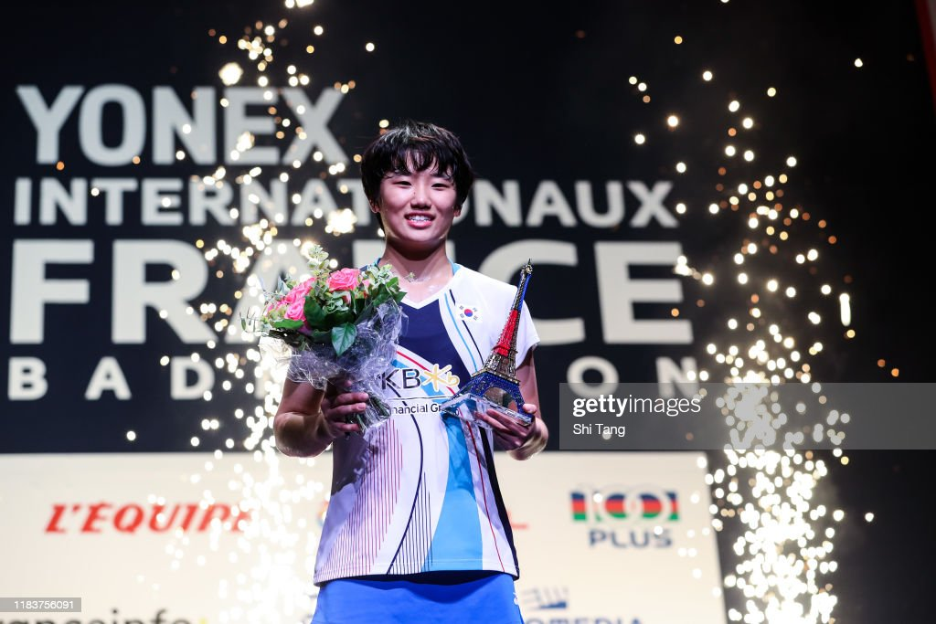 YONEX French Open 2019 - Day 6 : News Photo