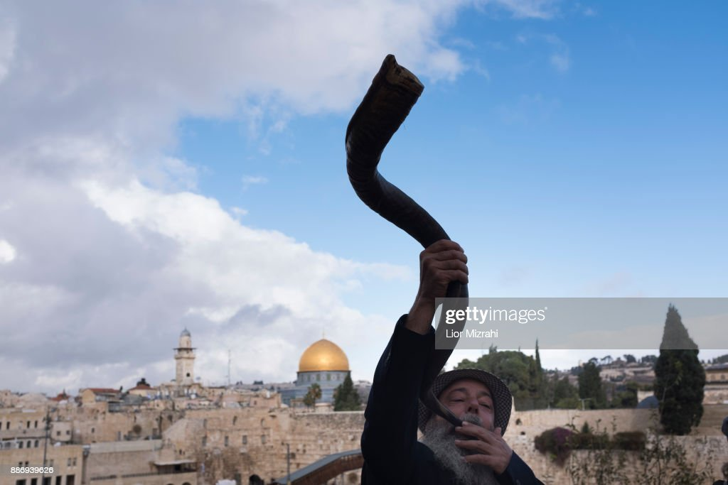 Reaction To US Embassy Announcement In Jerusalem : News Photo
