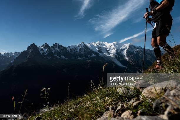 669 Fotos De Stock E Banco De Imagens De Ultra Trail Du Mont Blanc Getty Images