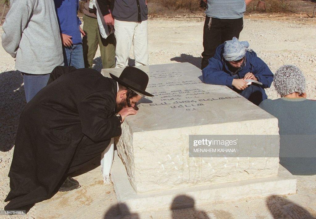 baruch goldstein grave