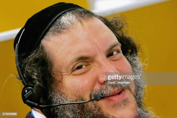 An ultraOrthodox Jewish operator tries to convince an American Online member not to cancel their AOL account May 17 2006 at the IDT Global...