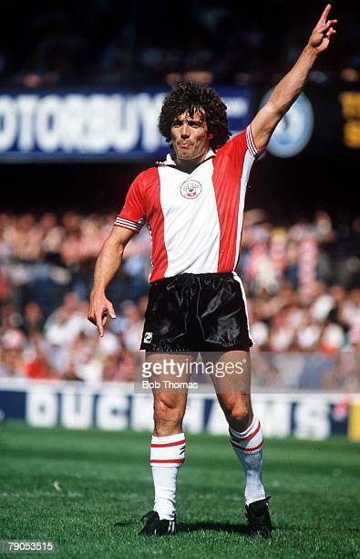 An undated file picture of Southampton's Kevin Keegan